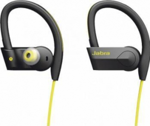 Casti Jabra Sport Pace Wireless Yellow Casti Bluetooth