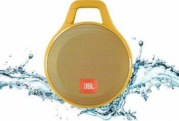 Boxa portabila Bluetooth JBL Clip+ Yellow