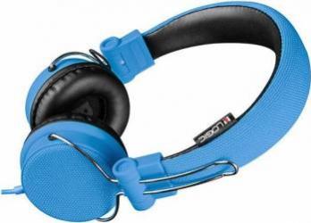 Casti Logic Concept MH-1 Albastre Casti telefoane mobile