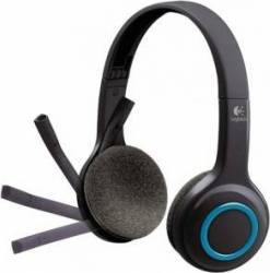 Casti audio Logitech H600 981-000342 Wireless Negru Casti