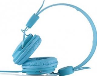 Casti Modecom MC-400 Fruity Blue Casti