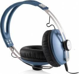 Casti Modecom MC-450 One Light Blue Casti