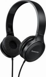 Casti cu microfon Panasonic RP-HF100ME-K Negru Casti