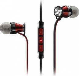 Casti Sennheiser Momentum In-Ear G pentru Android Red Casti
