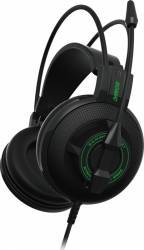 Casti Somic G925 Black Green