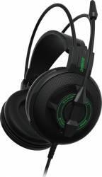 Casti Somic G925 Black Green