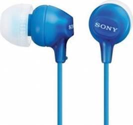 Casti Sony In Ear Albastre