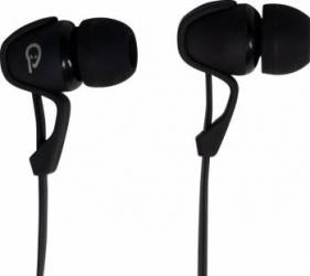 Casti Spacer pentru smartphone in ear stereo cu microfon Negru Casti telefoane mobile