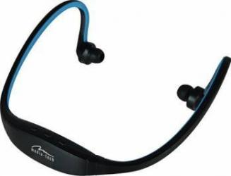 Casti sport Bluetooth Media-Tech 3MOTION BT Microfon incorporat Negre Casti Bluetooth