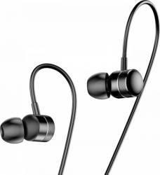 Casti Stereo Baseus Encok H04 Negre Casti telefoane mobile
