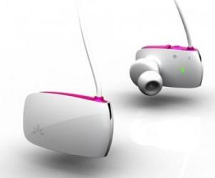 Casti stereo bluetooth Avantree Sacool Pink