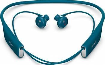 Casti Stereo Bluetooth Sony SBH70 Blue