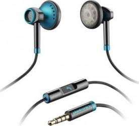 Casti Stereo Plantronics BackBeat 116 Electric Blue Resigilat Casti telefoane mobile
