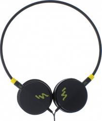 Casti stereo TnB Spotrs Ultra Light Black Casti telefoane mobile