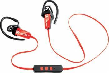 Casti Wireless Tracer Endurance 4.0 Bt Negre