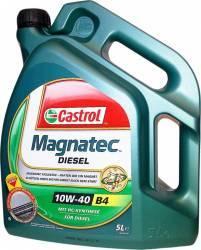 Ulei motor Castrol Magnatec Diesel 10W40 B4 5L Ulei Motor