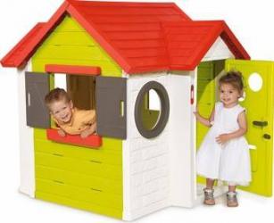 Casuta de joaca Smoby 810400 My House Jucarii de exterior