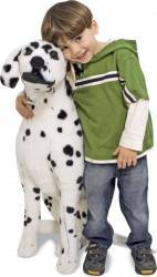 Catel Dalmatian din plus Jucarii de Plus