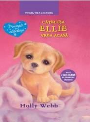 Catelusa Ellie vrea acasa - Holly Webb