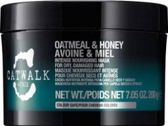 Masca de par Tigi Catwalk Oatmeal and Honey 200ml Masca
