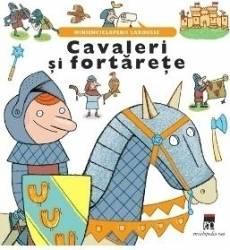Cavaleri si fortarete - Minienciclopedii Larousse Carti