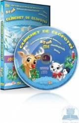 CD 3-7 ani clinchet de clopotei - Jocuri educationale