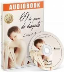 CD 69 de poeme de dragoste - Leonard Ancuta Carti