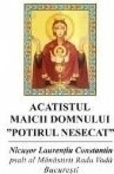 CD Acatistul Maicii Domnului Potirul Nesecat