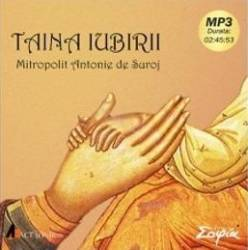 Cd Carte Audio Taina Iubirii - Mitropolit Antonie De Suroj