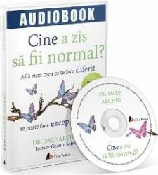 CD Cine a zis sa fii normal - Dale Archer