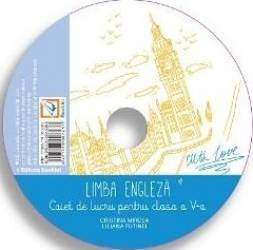 CD Engleza - Clasa 5 - Cristina Mircea Liliana Putinei
