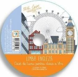 CD Engleza - Clasa 6 - Liliana Putinei Cristina Mircea