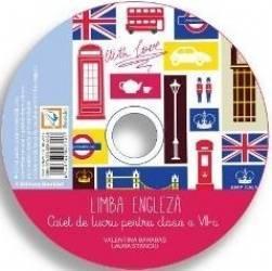 CD Engleza - Clasa 7 - Valentina Barabas Laura Stanciu