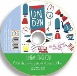 CD Engleza - Clasa 8 - Cristina Truta Liliana Putinei