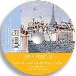 CD Franceza - Clasa 8 - Adelina Vilcu