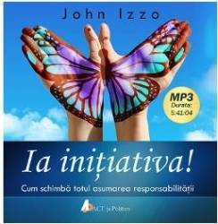 CD Ia Initiativa Mp3 - John Izzo Carti