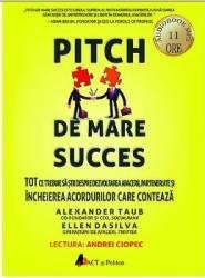 CD Pitch de mare succes - Alexander Taub Ellen Dasilva