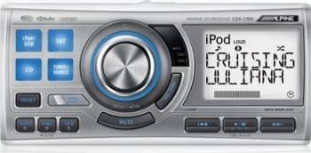 CD Player Auto Alpine CDA-118M Player Auto