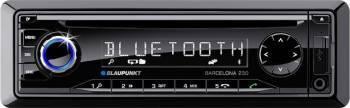 CD player auto Blaupunkt Barcelona 230 cu Bluetooth Player Auto
