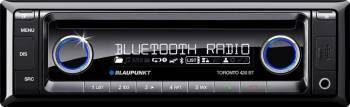 CD player auto cu radio Blaupunkt Toronto 420 BT si Bluetooth Player Auto