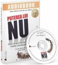 CD Puterea lui NU - James Altucher Claudia Azula Altucher