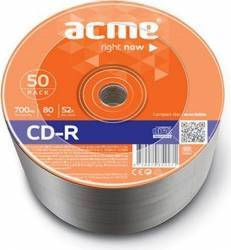 CD-R 700MB 52x Acme 50 buc CD-uri si DVD-uri