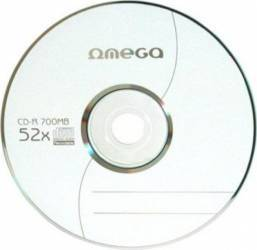 CD-R Omega 700MB 52x Plic