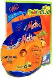 CD-ROM Dublu Clic - Impartirea cu Matix - 8-10 Ani