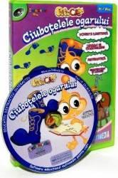 CD-ROM Piticlic - Ciubotelele ogarului
