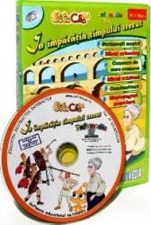 CD-ROM Piticlic - In imparatia timpului trecut
