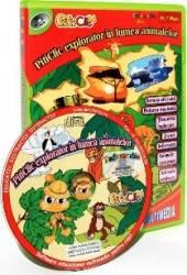 CD-ROM Piticlic - Piticlic explorator in lumea animalelor