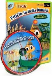 CD PitiClic - PitiClic in Delta Dunarii