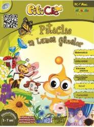 CD PitiClic - PitiClic in lumea gazelor