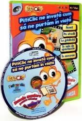 CD PitiClic - PitiClic ne invata cum sa ne purtam in viata
